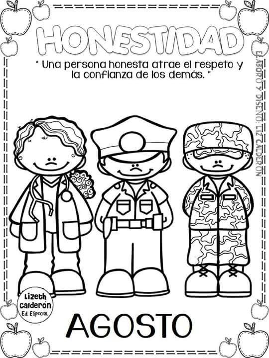 Pin De Denia Patricia Quesada V En Kinder Ideas