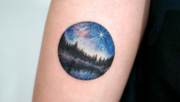 Friday The 13th Tattoo Small