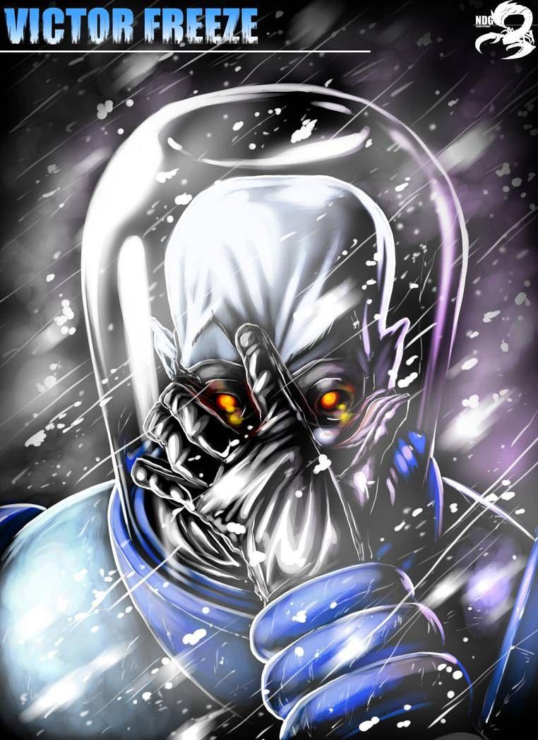 Pin by Leland on Batman Dr. Victor FriesMr. Freeze