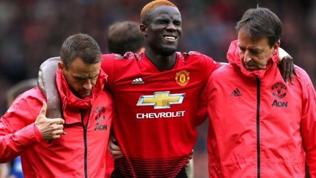 Eric Bailly: Man Utd Defender Ruled Out Of Africa Cup Of