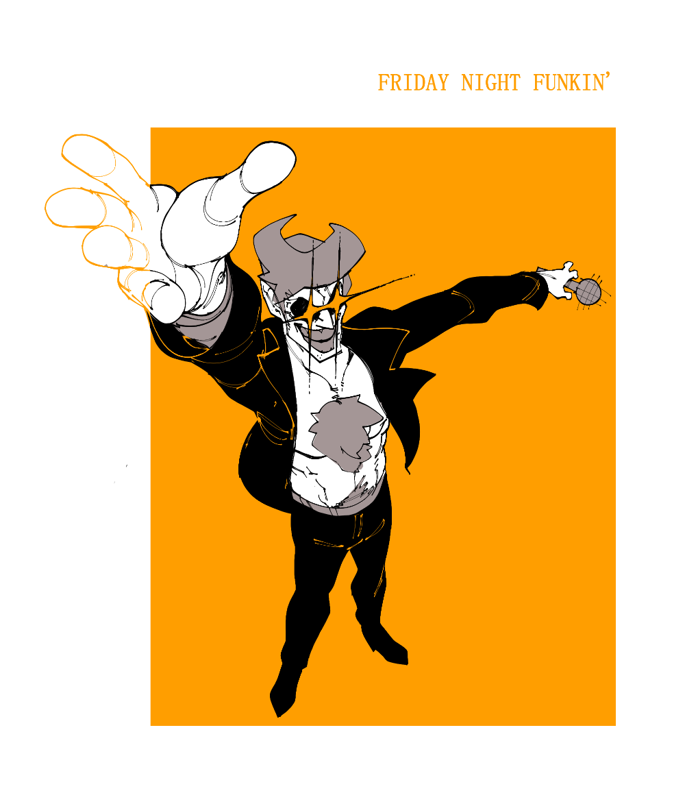 Mr Friday Night By Andobiki On Newgrounds Friday Night Night Friday The perfect lemon demon fnf animated gif for your conversation. mr friday night by andobiki on