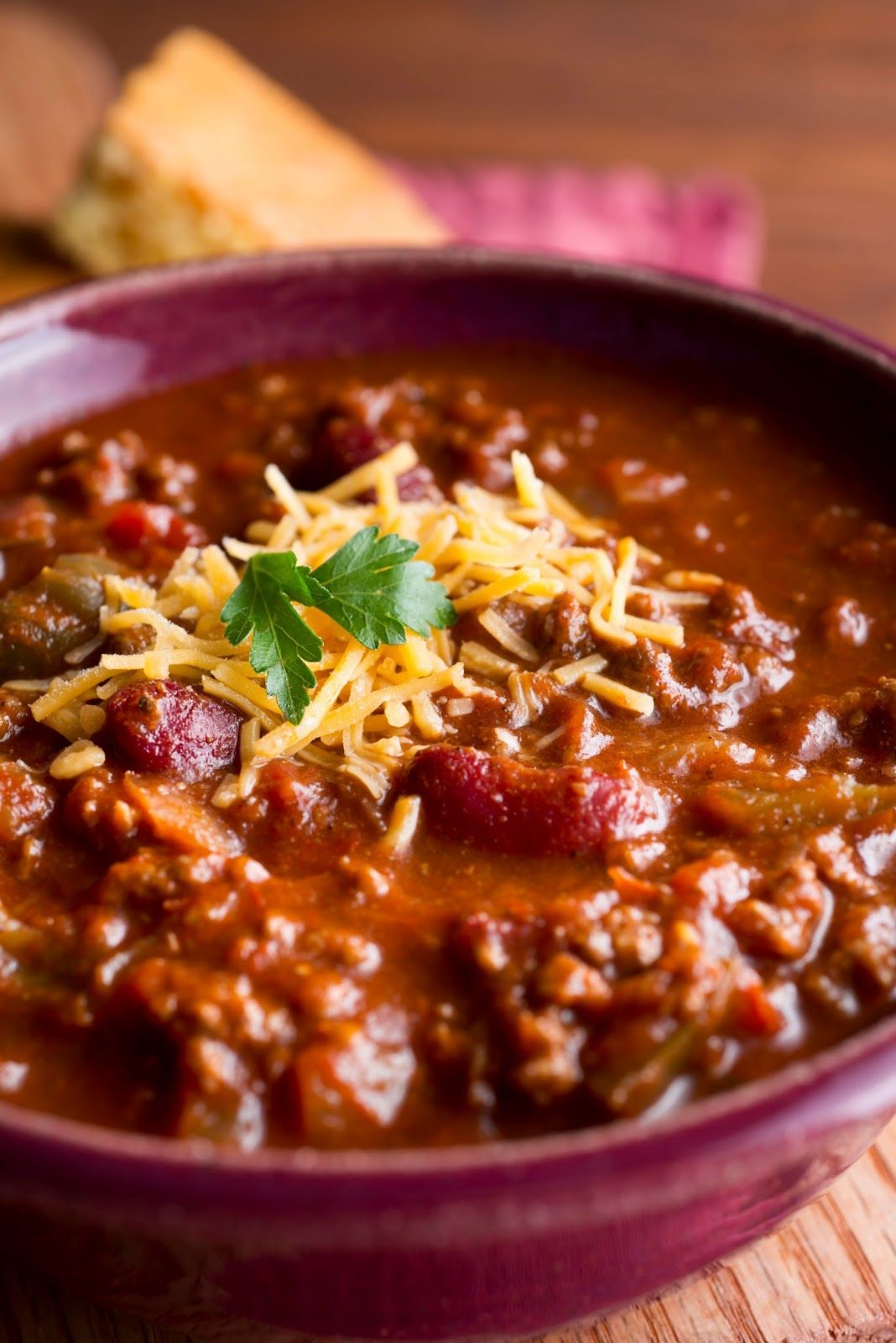 The Best Crock Pot Chili Recipe Chili Recipe Crockpot Pot Recipes Recipes