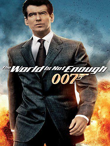 The World Is Not Enough Amazon Video Pierce Brosnan James Bond Https Www Amazon Co Uk Dp B James Bond Movie Posters James Bond Movies Free Movies Online