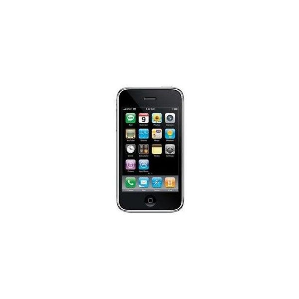 IPhone 3G Black Cell Phone - Reviews & Prices @ Yahoo! Shopping ($99) ❤ liked on Polyvore