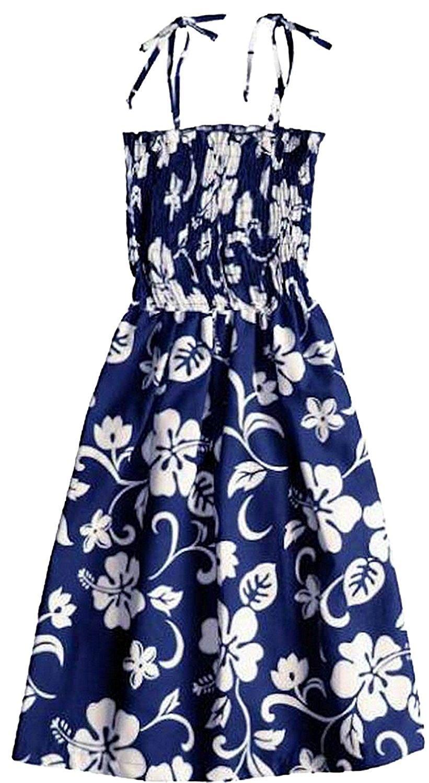 Women S Classic Hibiscus Hawaiian Smocked Sundress Royal Blue Cm11i7w9htz Smocked Tube Dress Summer Dresses For Women Womens Hawaiian Dresses [ 1500 x 821 Pixel ]