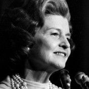 Courageous First Lady Betty Ford