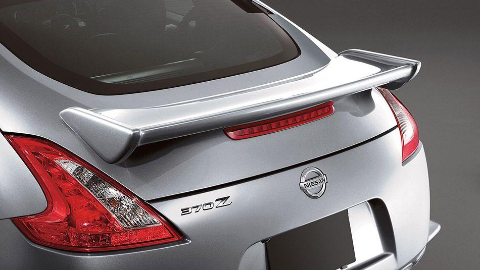 2015 370Z® COUPE NISMO® Rear Decklid Spoiler Nissan 370z