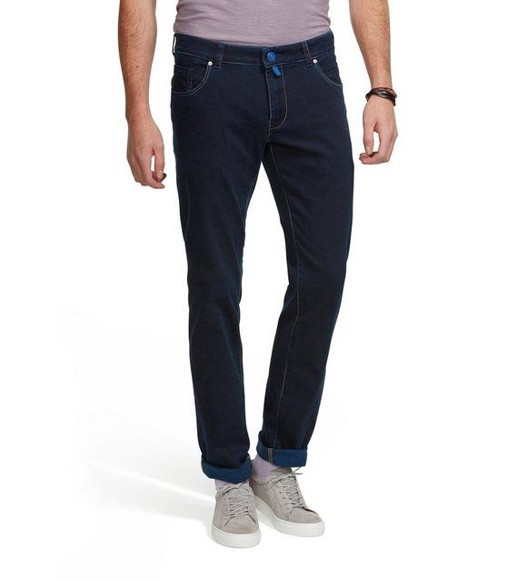 MEYER SUPER-STRETCH JEANS Modell M5 SLIM, ,,Slim Fit