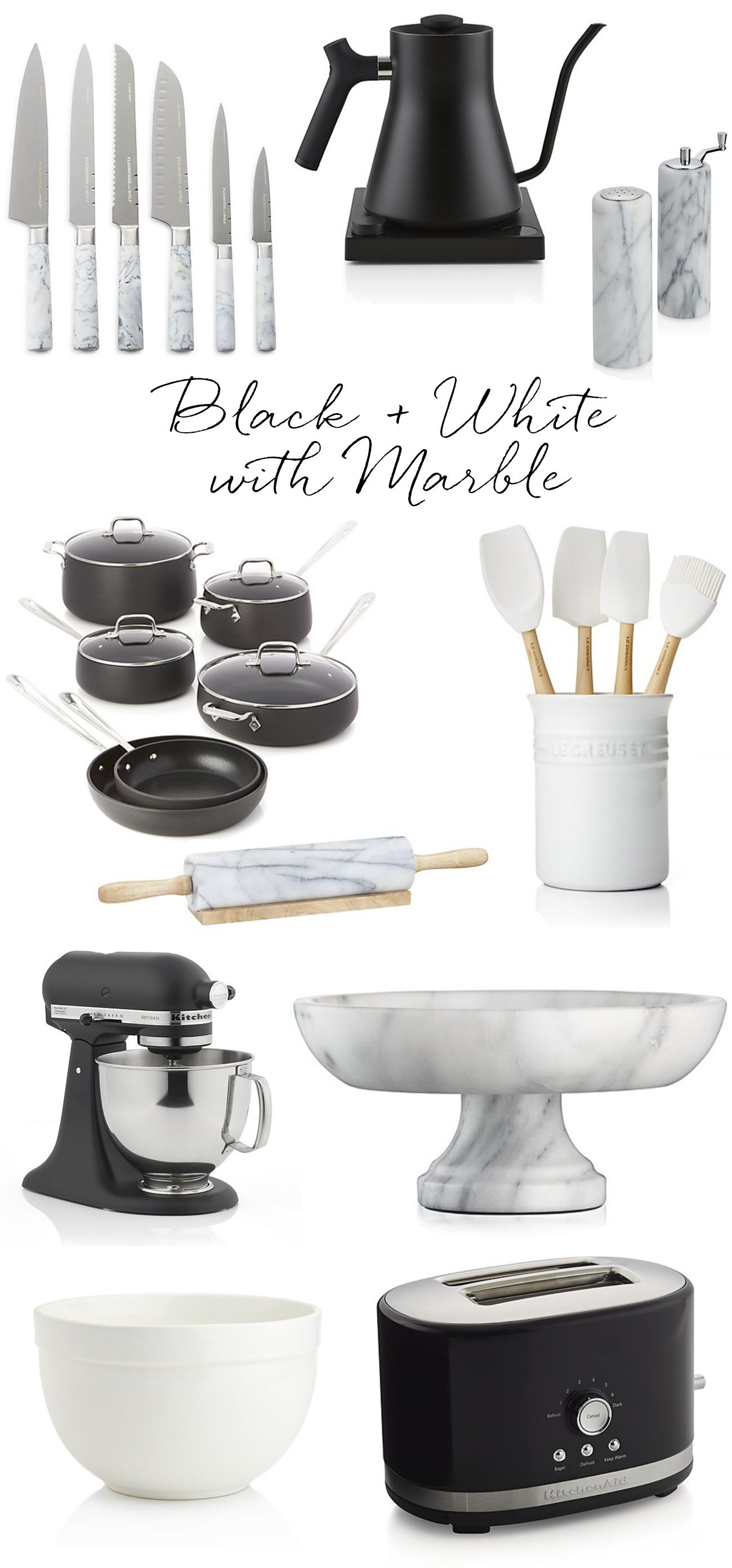 Kitchen Registry: Three Modern Themes to Get Things Cookin ...