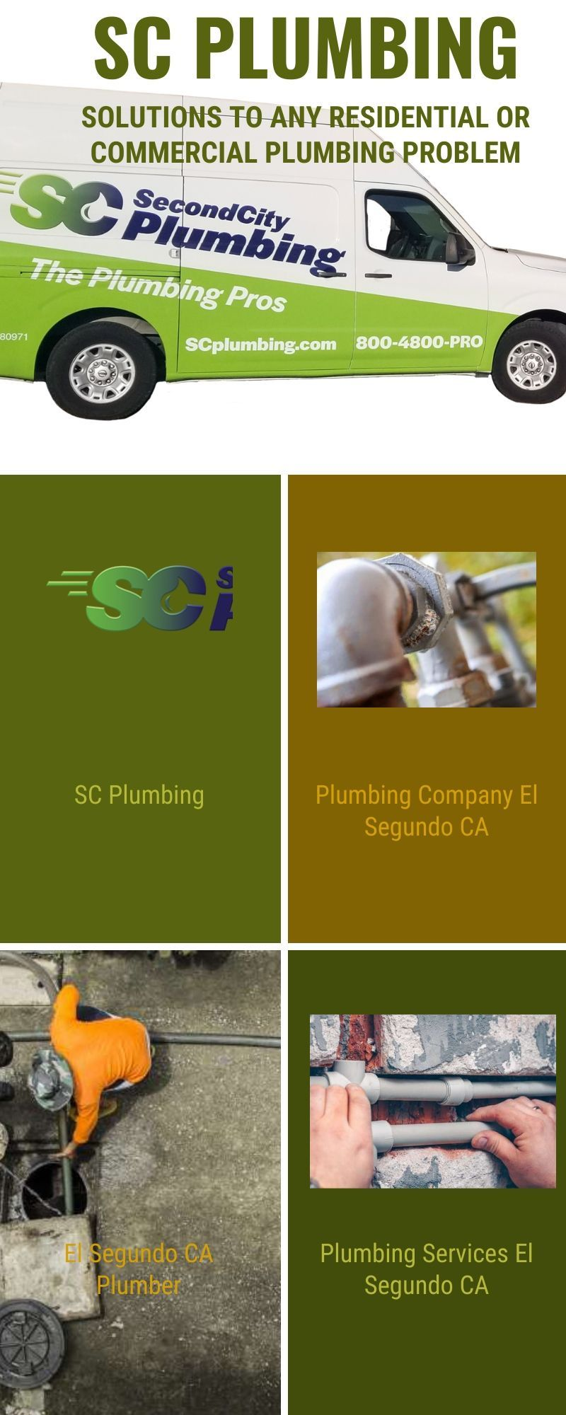 For Over 30 Years Sc Plumbing Has Been Servicing Residential And