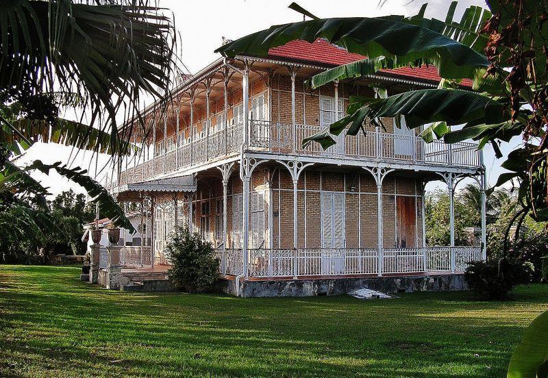 Populaire Guadeloupe : Maison Coloniale | Antilles | Pinterest | Maisons  SF11