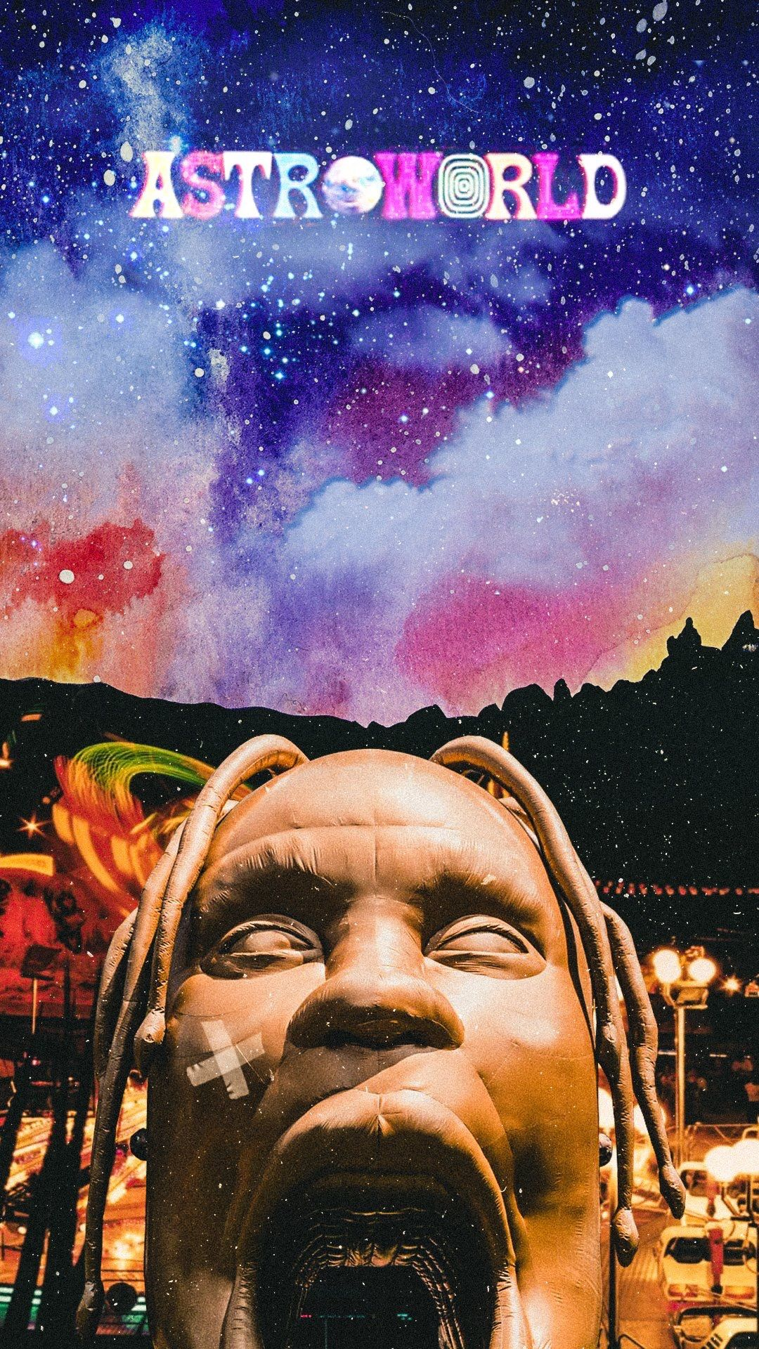 Astroworld Travis Scott Wallpaper Sfondi Vintage Sfondi Sfondi Iphone