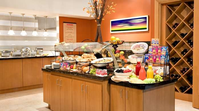 Hilton garden inn dallas richardson hotel tx breakfast - Hilton garden inn breakfast menu ...