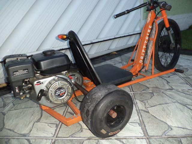 Drift Trike Motorizado Esporte Do Momento Leia Drift Trike