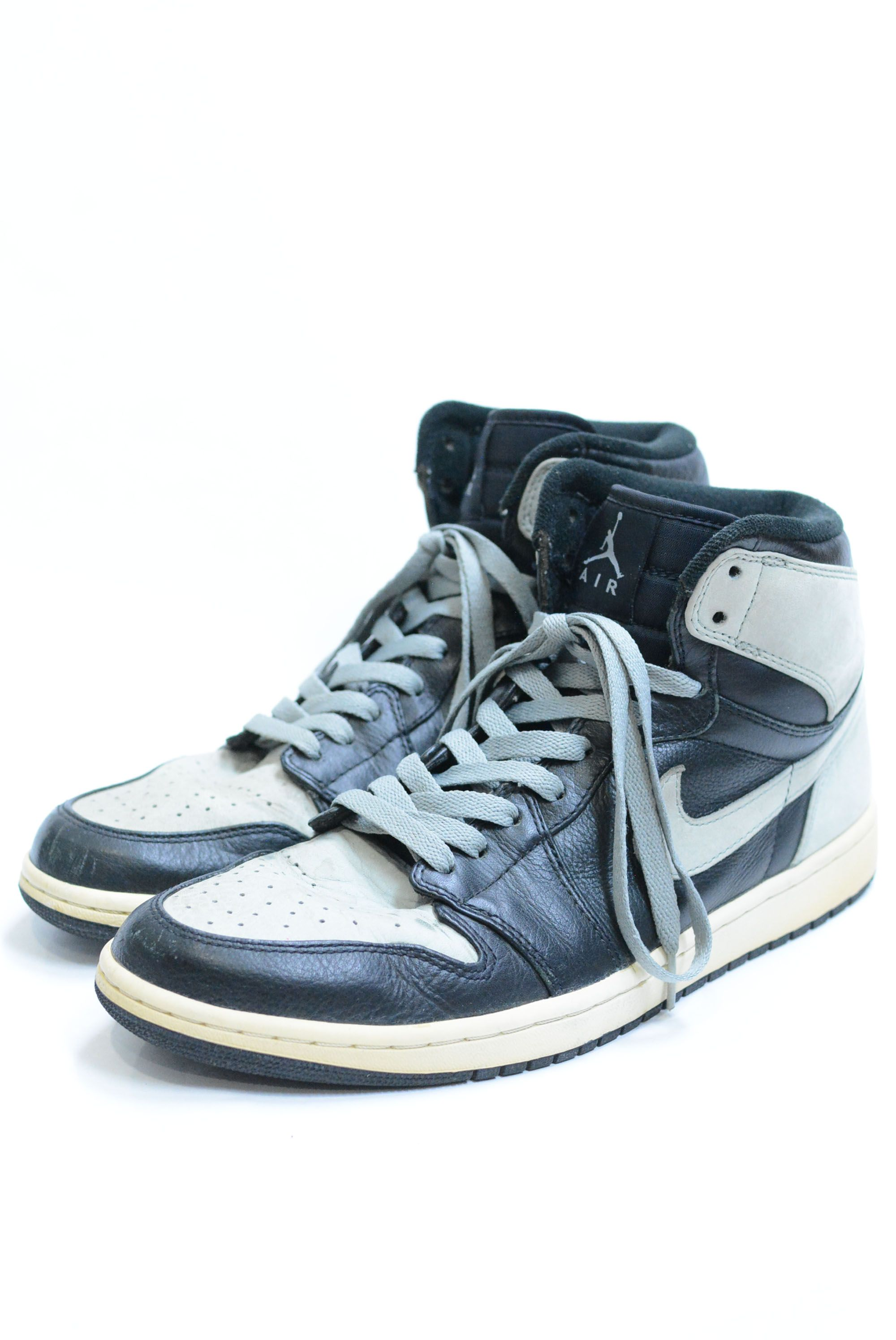 1 Jordan Retro Shadowused Nike Air amp;vintage Og High 2009年製 tCsQxdrh
