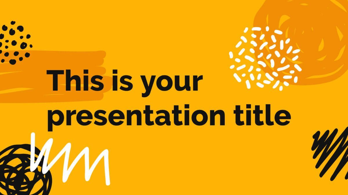 Free Powerpoint Templates And Google Slides Themes Slidescarnival Cute Powerpoint Templates Powerpoint Presentation Templates Cool Powerpoint Templates