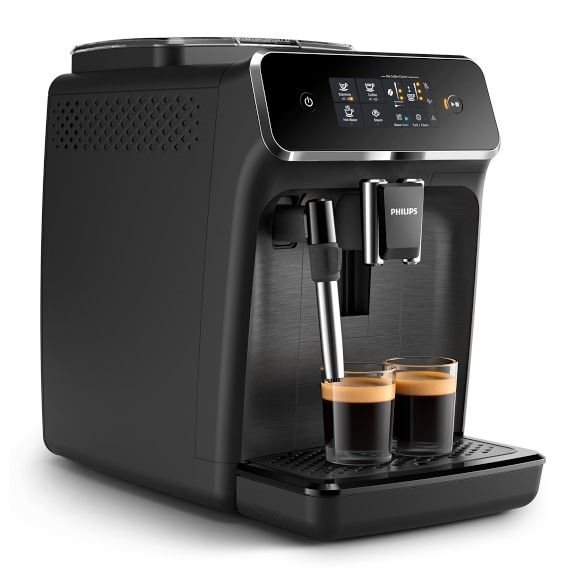 Philips 2200 Series Fully Automatic Espresso Machine with Milk Frother #automaticespressomachine