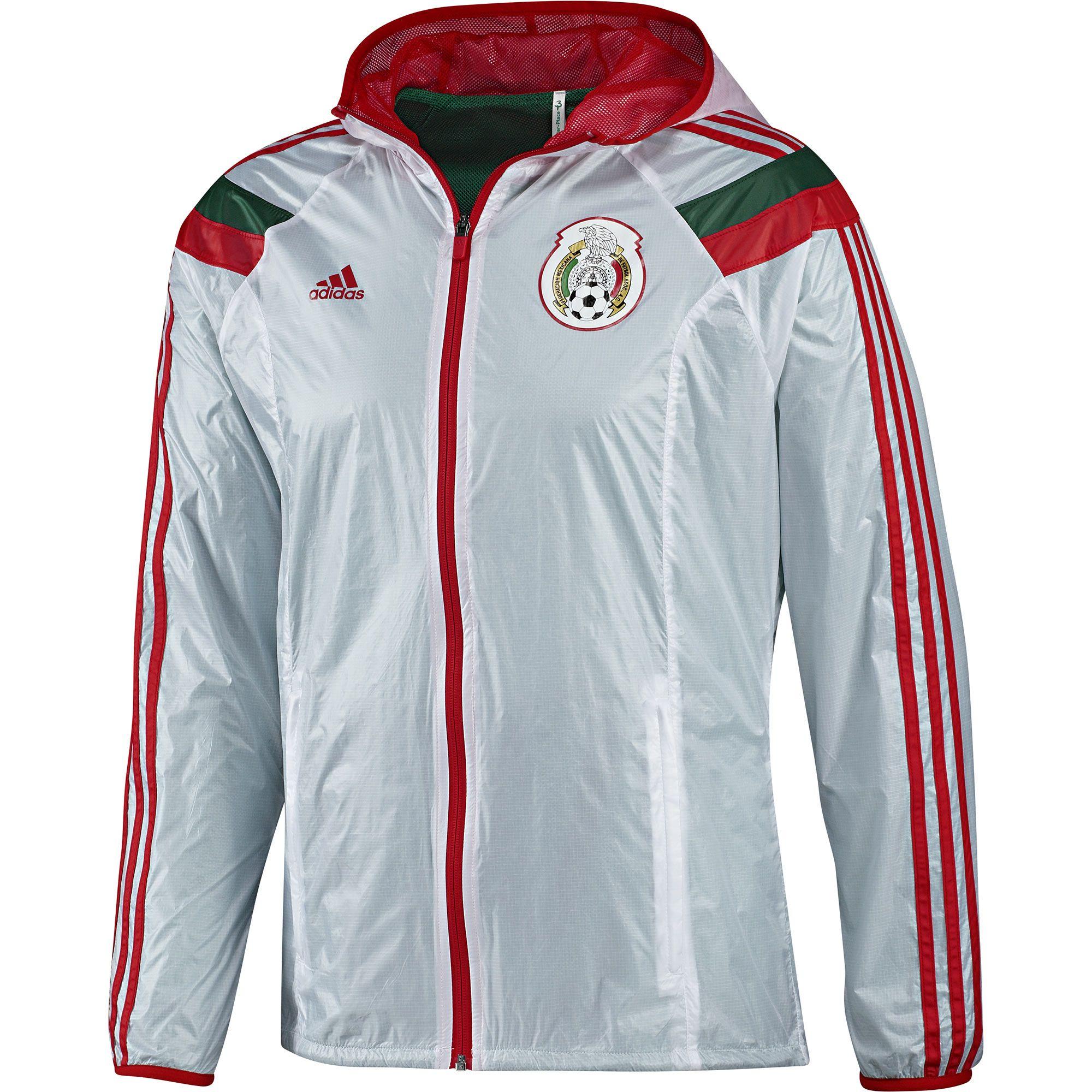adidas Chaqueta Anthem Selección Mexicana  fced264a09125