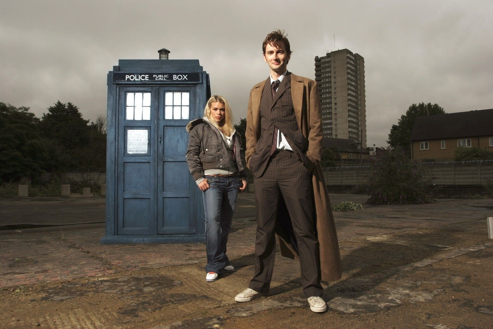 10th Doctor & Rose Doctor who tv, The new doctor, David