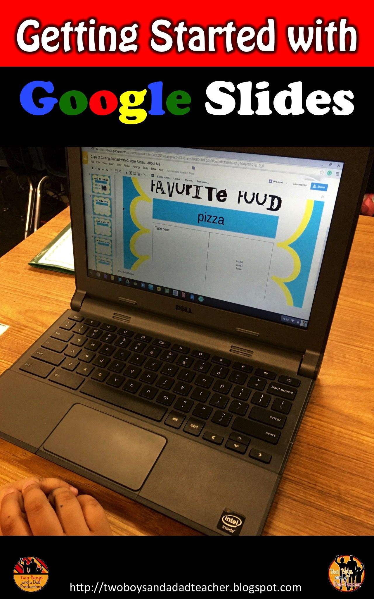 a how to project to get rocking with google slides google