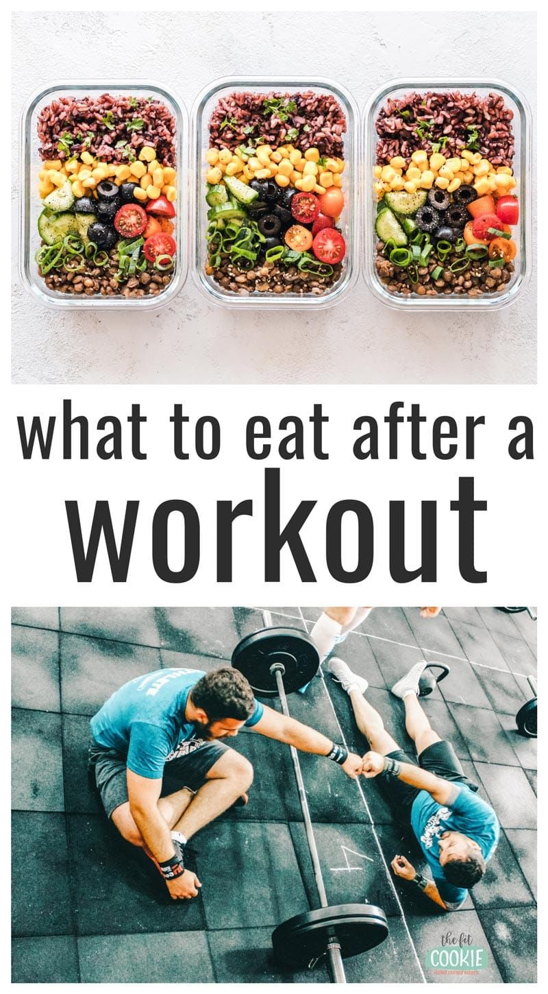 Curious about what you should be eating after workouts to help maximize your fitness results? Fitnes...