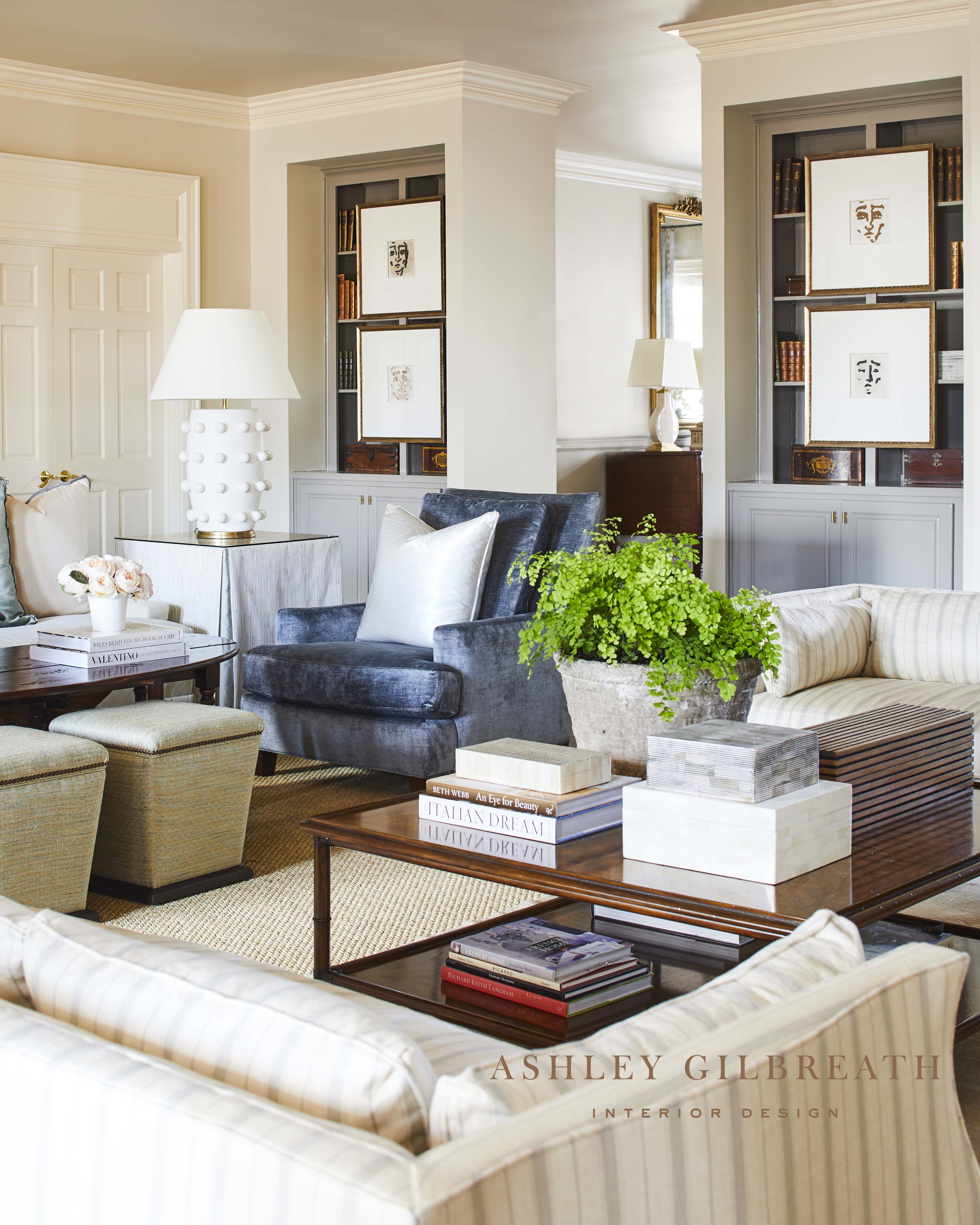 View The Projects Of Ashley Gilbreath Interior Design Interior