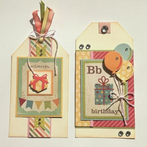 We will be making these cute Birthday Tags at the February Retreat in SLC Utah Feb. 6, 7 and 8th. We only have a few spaces left so sign up ...