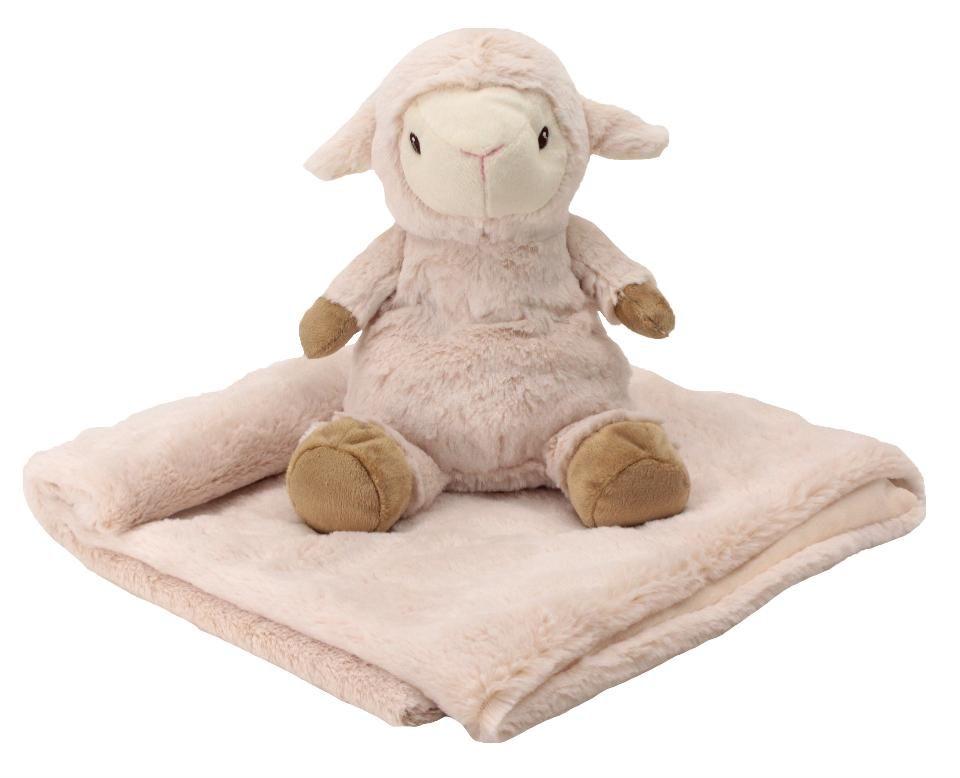 Animals Soft Toys Making Blanket Set