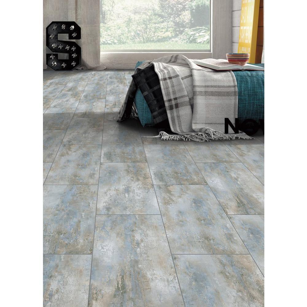 blue tile floor flooring porcelain tile