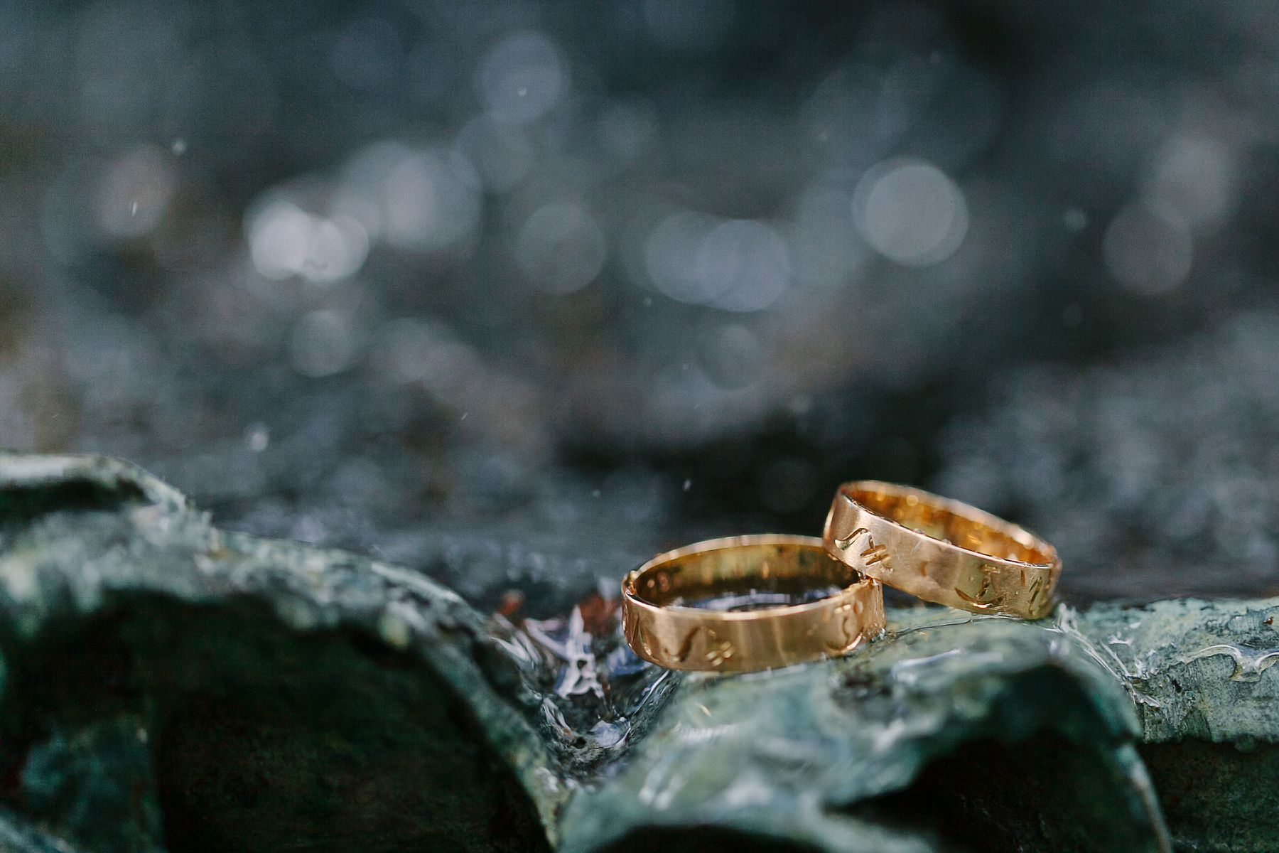 Rings Designed With Alibata Characters Designed By Yours Truly