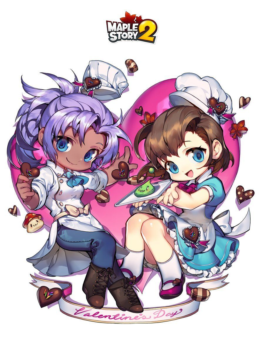 Pin by 卓茄子 on Maplestory in 2020 (With images) Character