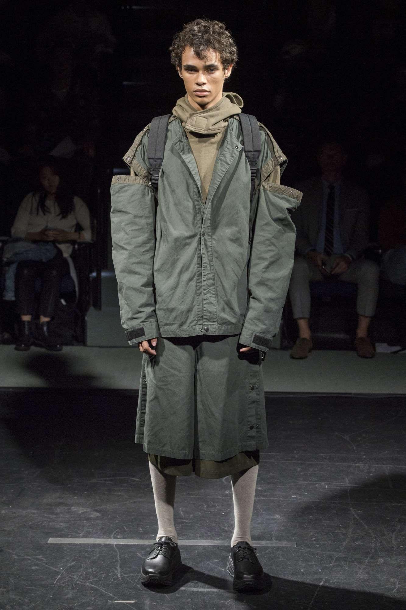 New York Mens Fashion Week 2020 N. Hollywood Spring Summer 2020 Runway Show   New York Fashion