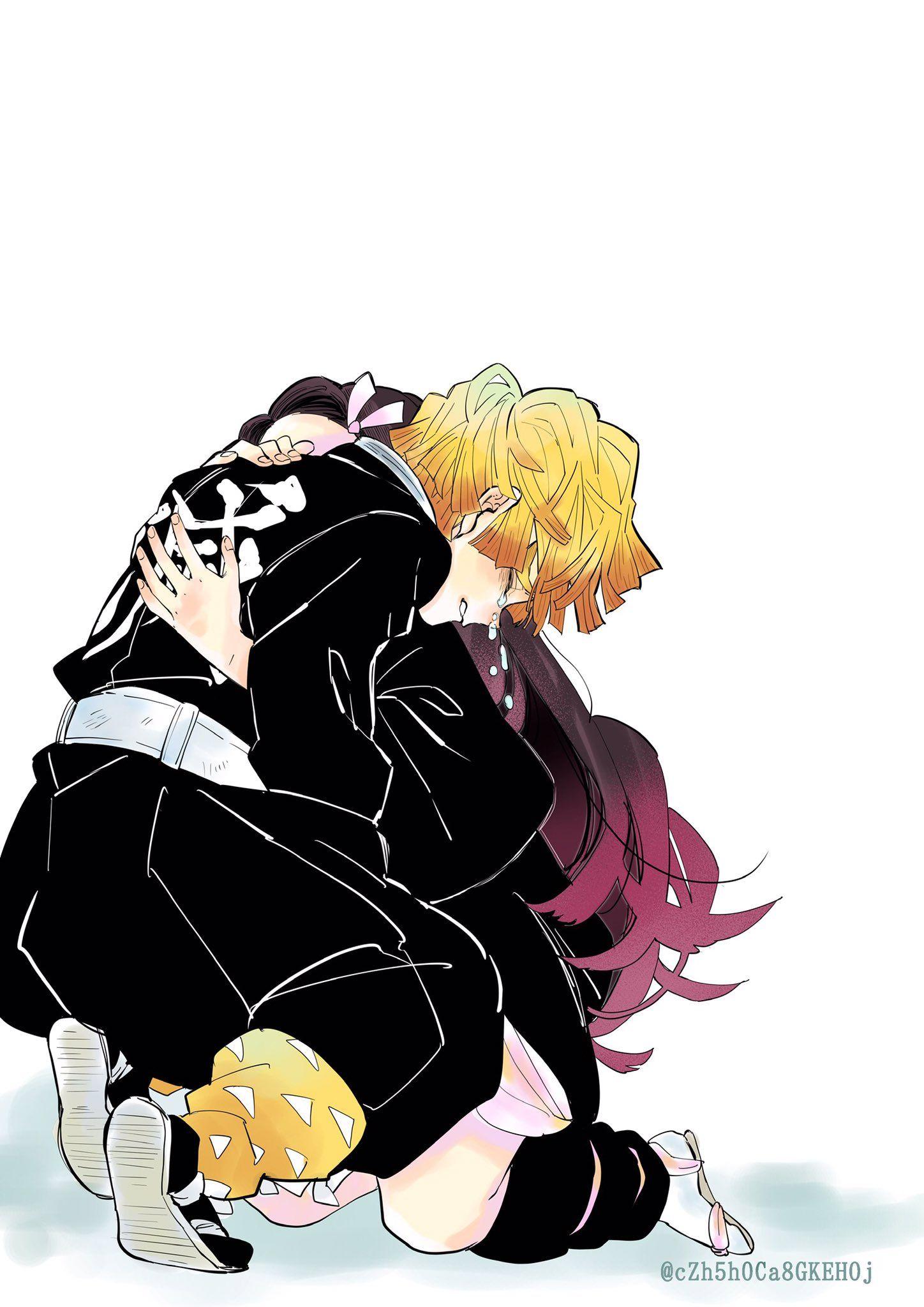 🥕こむぎ🐇 on Twitter in 2020 Kawaii anime, Slayer anime, Anime