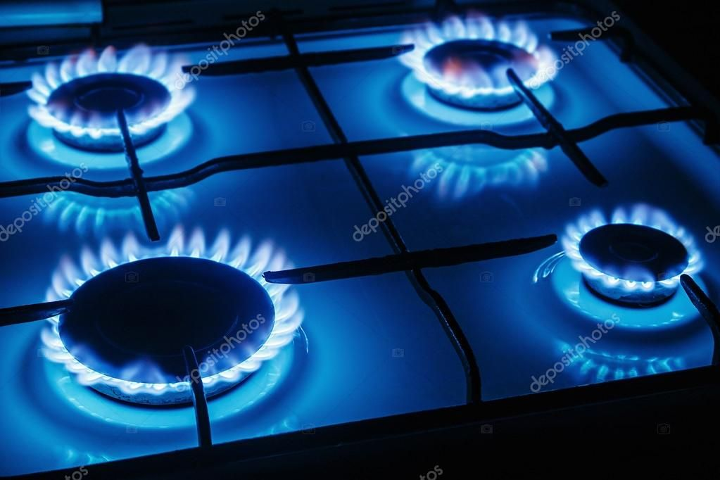 Blue Flames Of Gas Burning From A Kitchen Gas Stove Stock Photo Aff Gas Burning B Thermal Energy Thermal Energy Experiments Science Experiments Kids