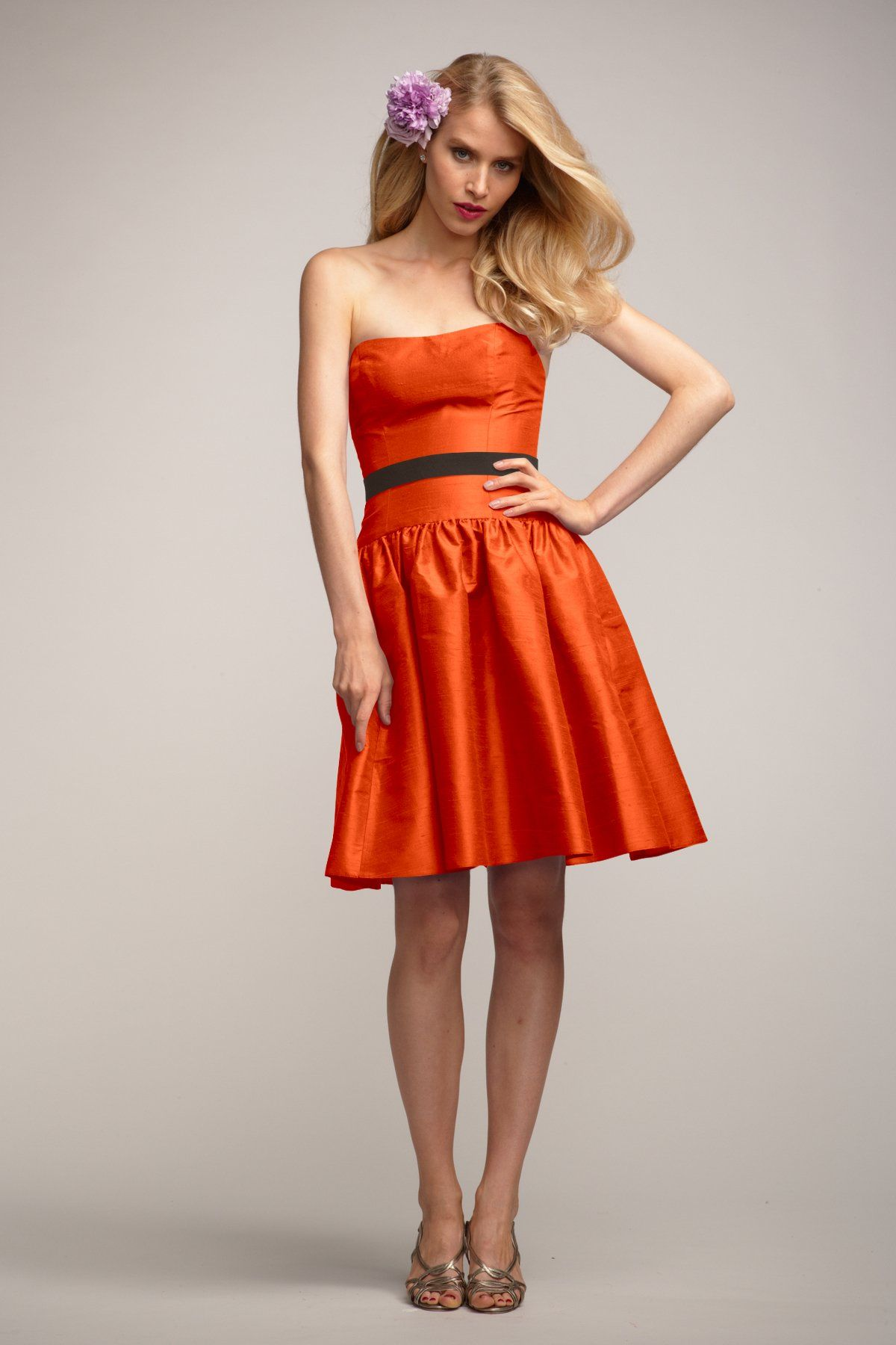 Watters maids dress hibiscus things to wear pinterest
