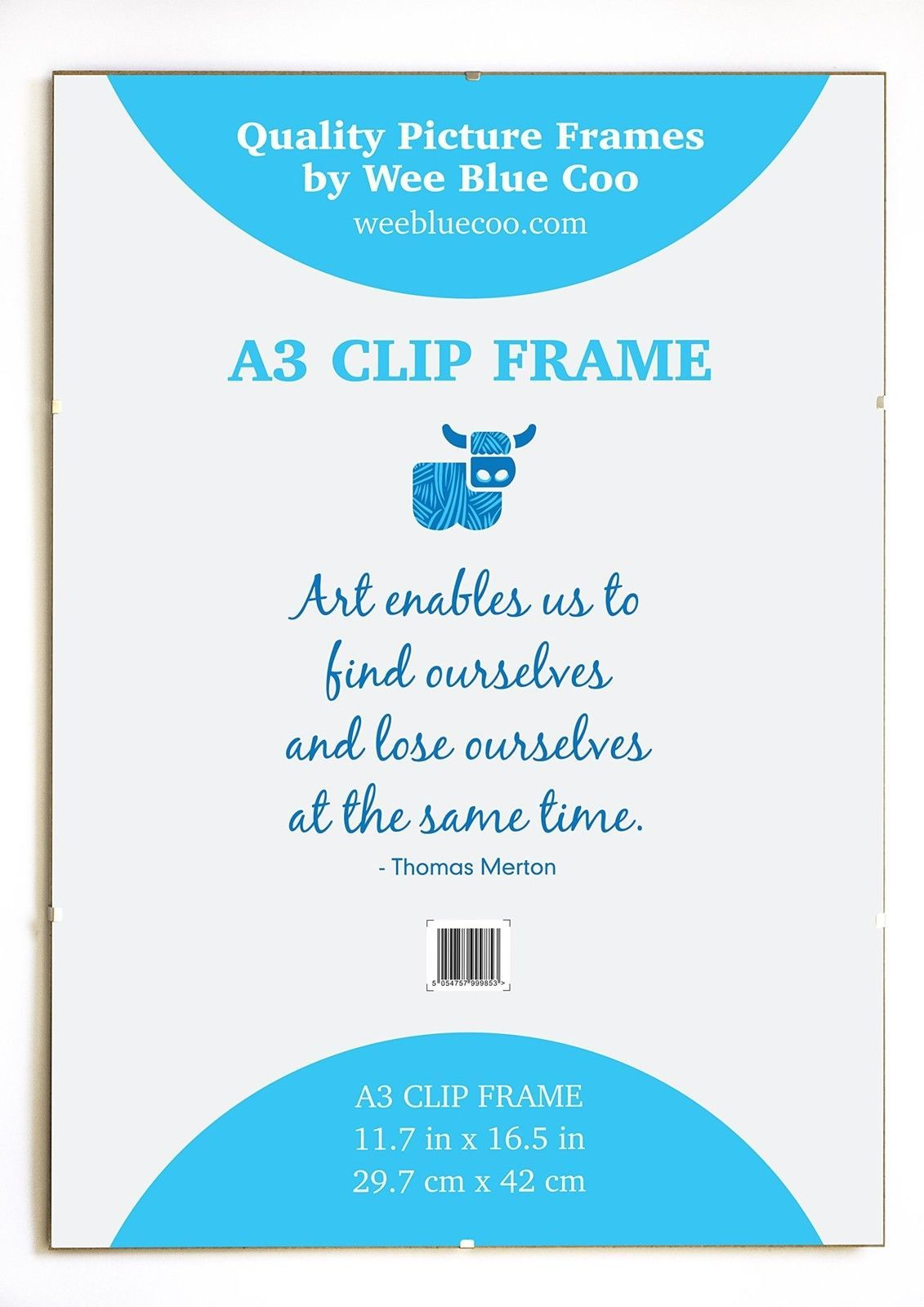 A3 Clip Frame Clipframe Borderless Picture Photo Frame Acryllic Safety 039 Glass 039 B Clip Frame Quality Picture Frames Photos For Sale