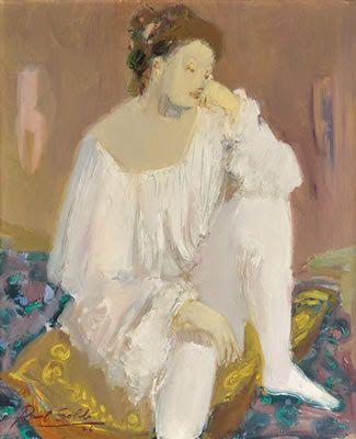 Raul Soldi (1905-1994) Argentine Artist