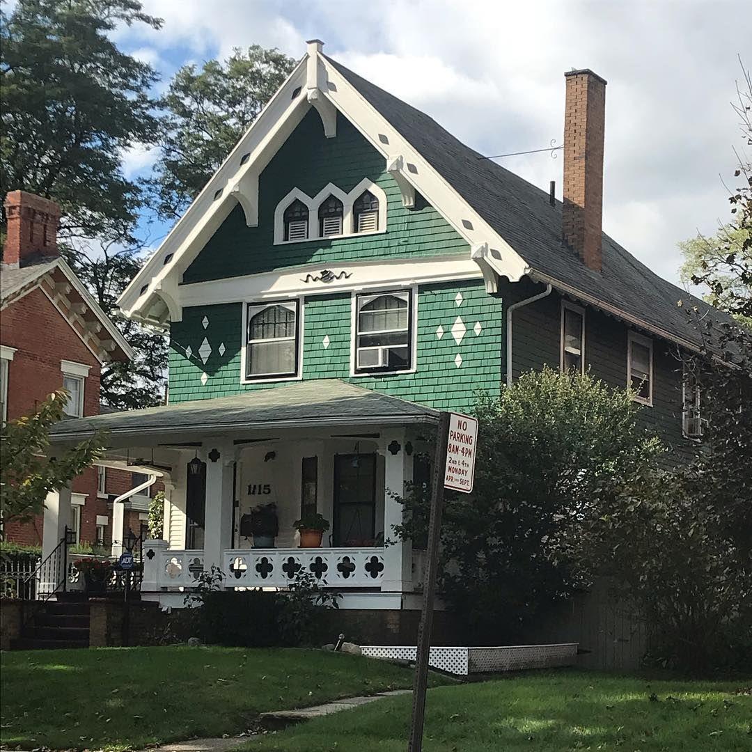 Toledo Ohio Victorian Homes Architecture Victorian Architecture