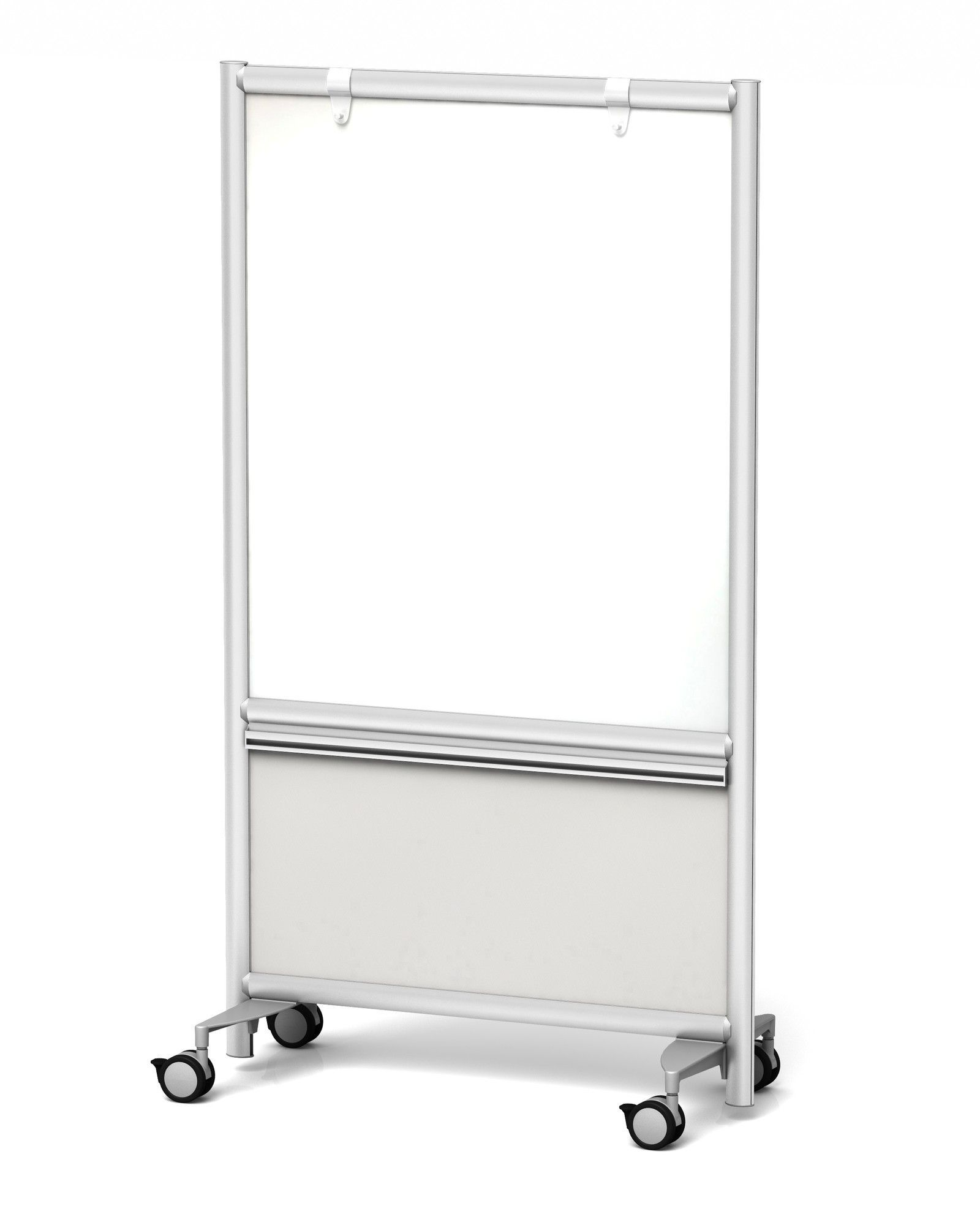 double sided dry erase mobile whiteboard - Rolling Whiteboard
