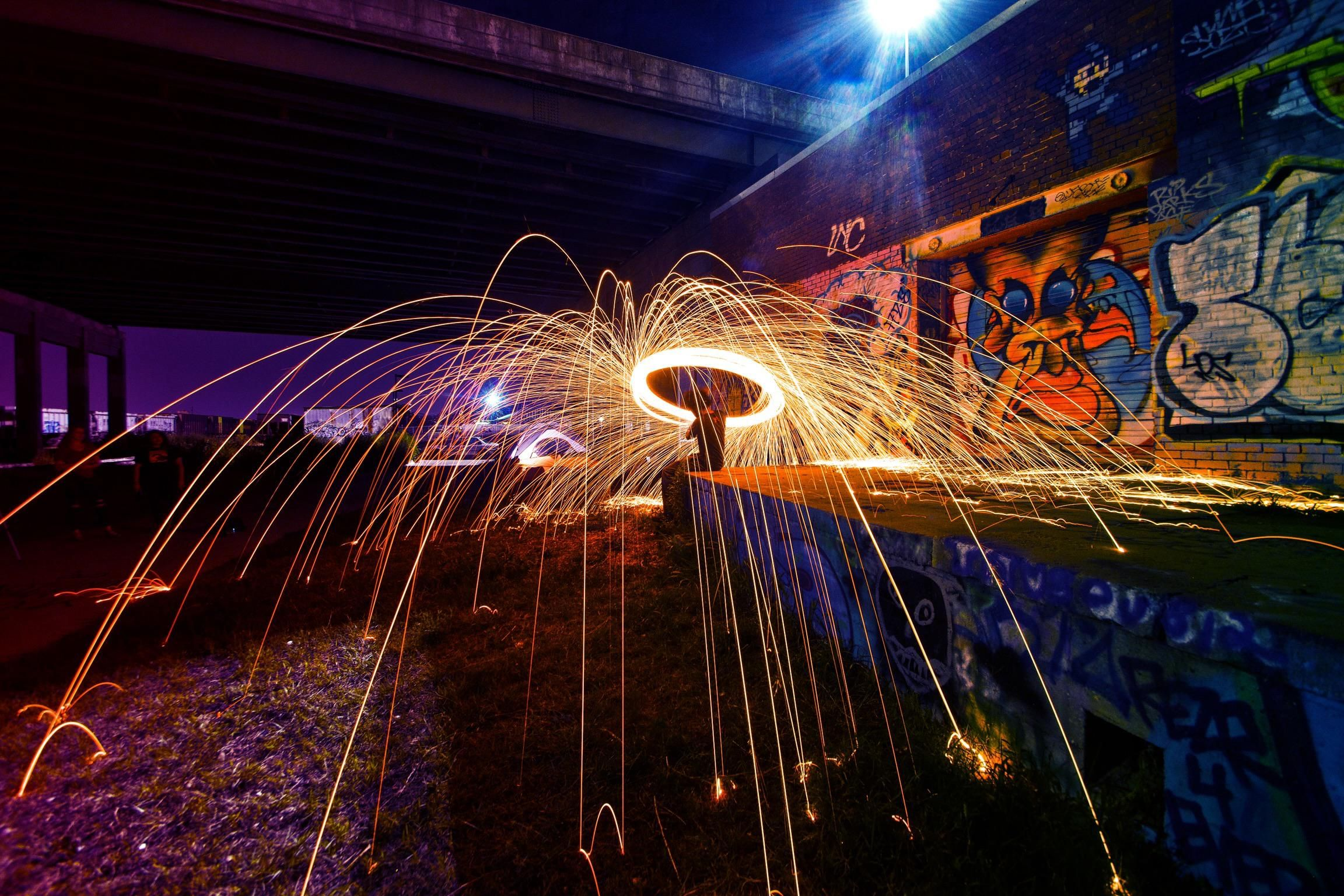 Pin by LovePeaceHarmony🌸 on Steel Wool Photography | Steel
