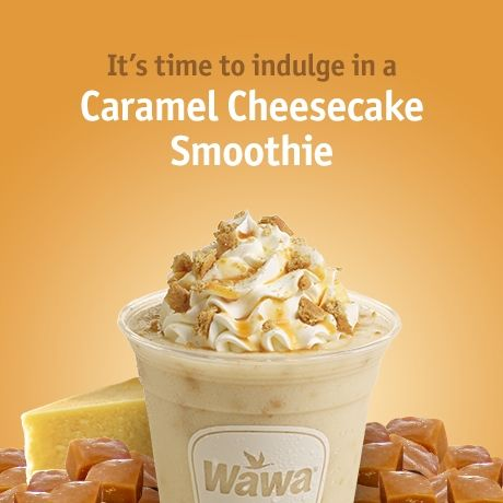 Wawa Frozen Beverages Smoothies Frozen Lemonades More Wawa Cheesecake Smoothie Frozen Cappuccino Recipe Frozen Lemonade