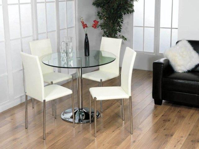 Kleiner esstisch mit stühle dekoration home design mobel