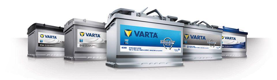Acumulatori Varta si istoria companiei Varta