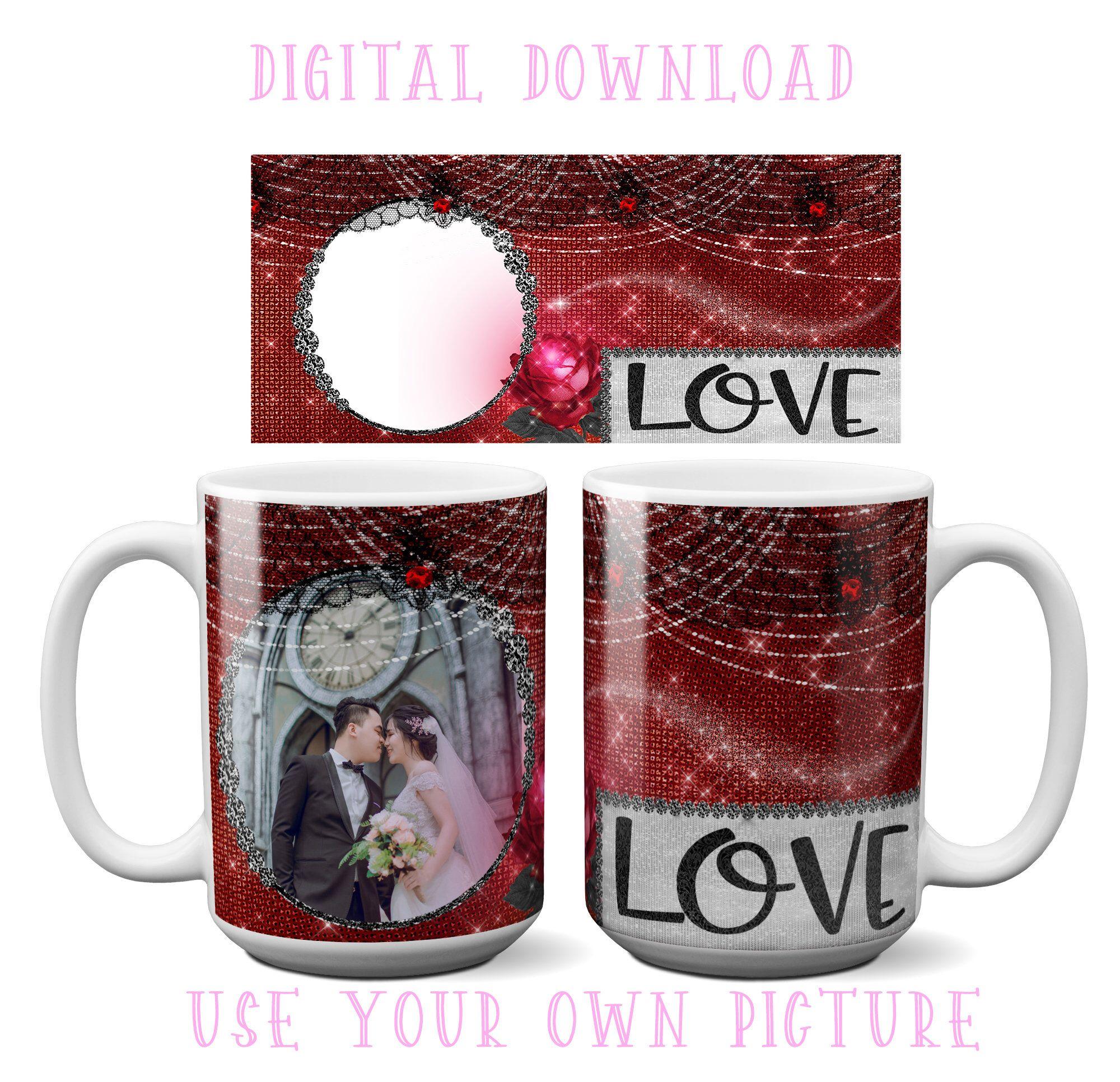 Mug Templates Baby Girl Design New Baby Mug Sublimation Etsy Mug Template Sublimation Mugs Mugs
