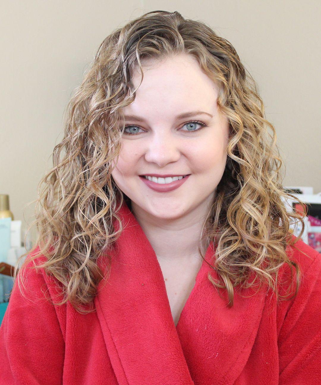 Quick Fix for Curly Hair | Curly hair styles, Hair, Hair gel