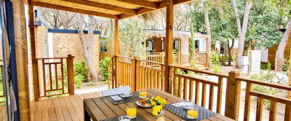 Mini Lodge Tent Glamping Toscana Castiglione della