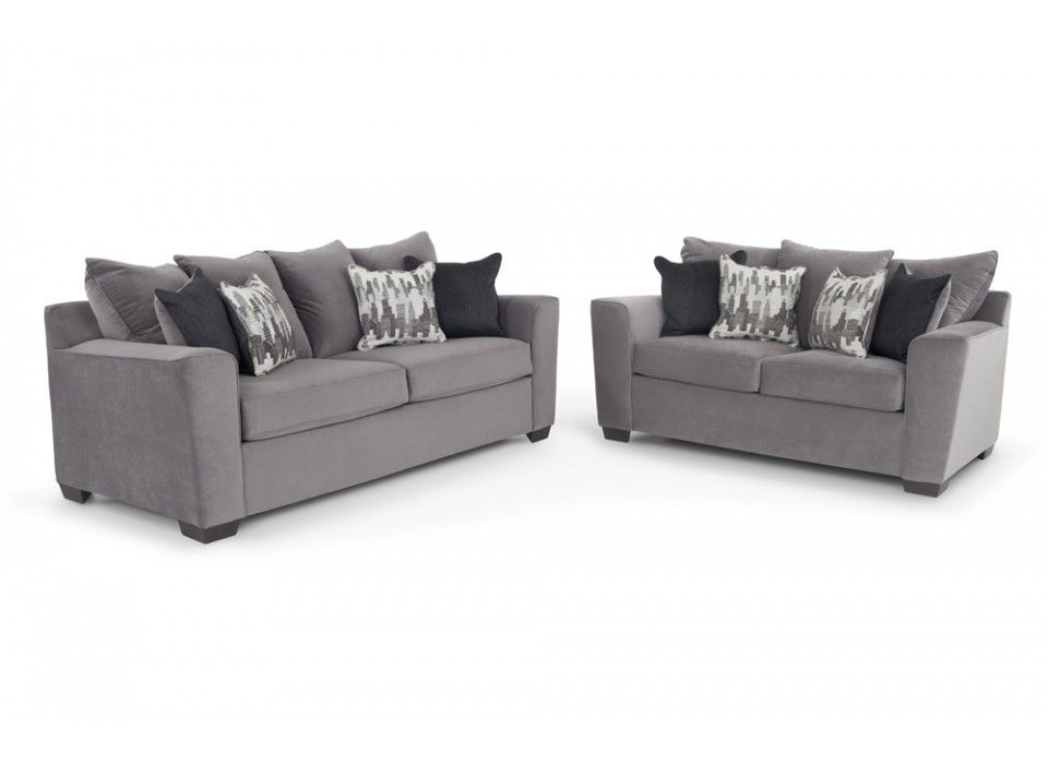 Skyline Sofa & Loveseat | Skyline | Living Room Collections | Living ...
