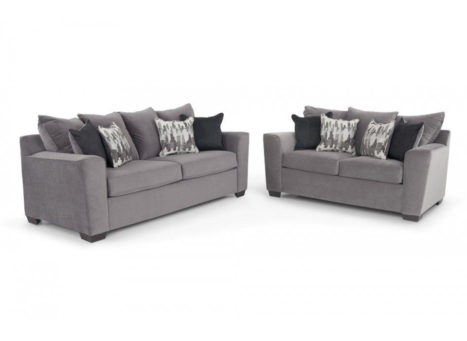 Skyline Sofa Loveseat Bob S Discount Furniture 799 Loveseat Living Room Furniture Loveseat
