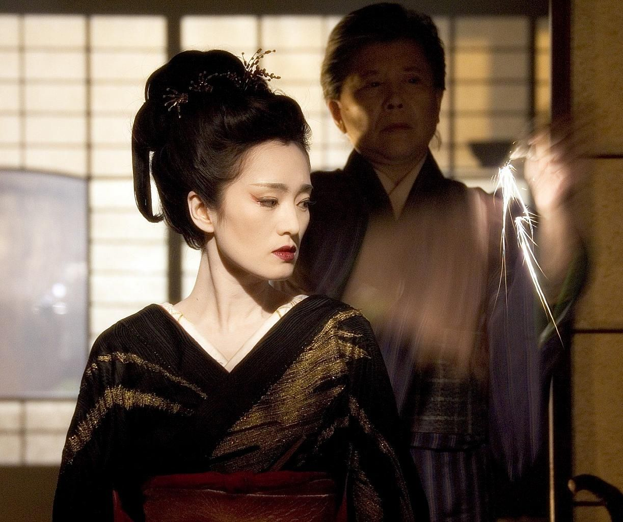 Image result for memoirs of a geisha movie