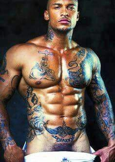 Pin by harry montague maccormack on david mcintosh for Naked men tattoo